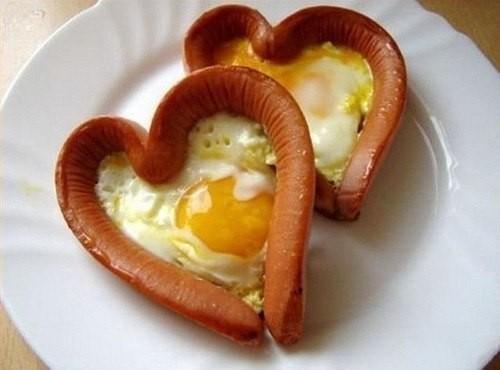 сніданок школяра яєчня