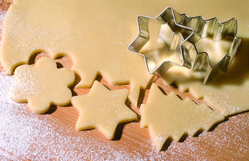 заморожене пісочне тісто