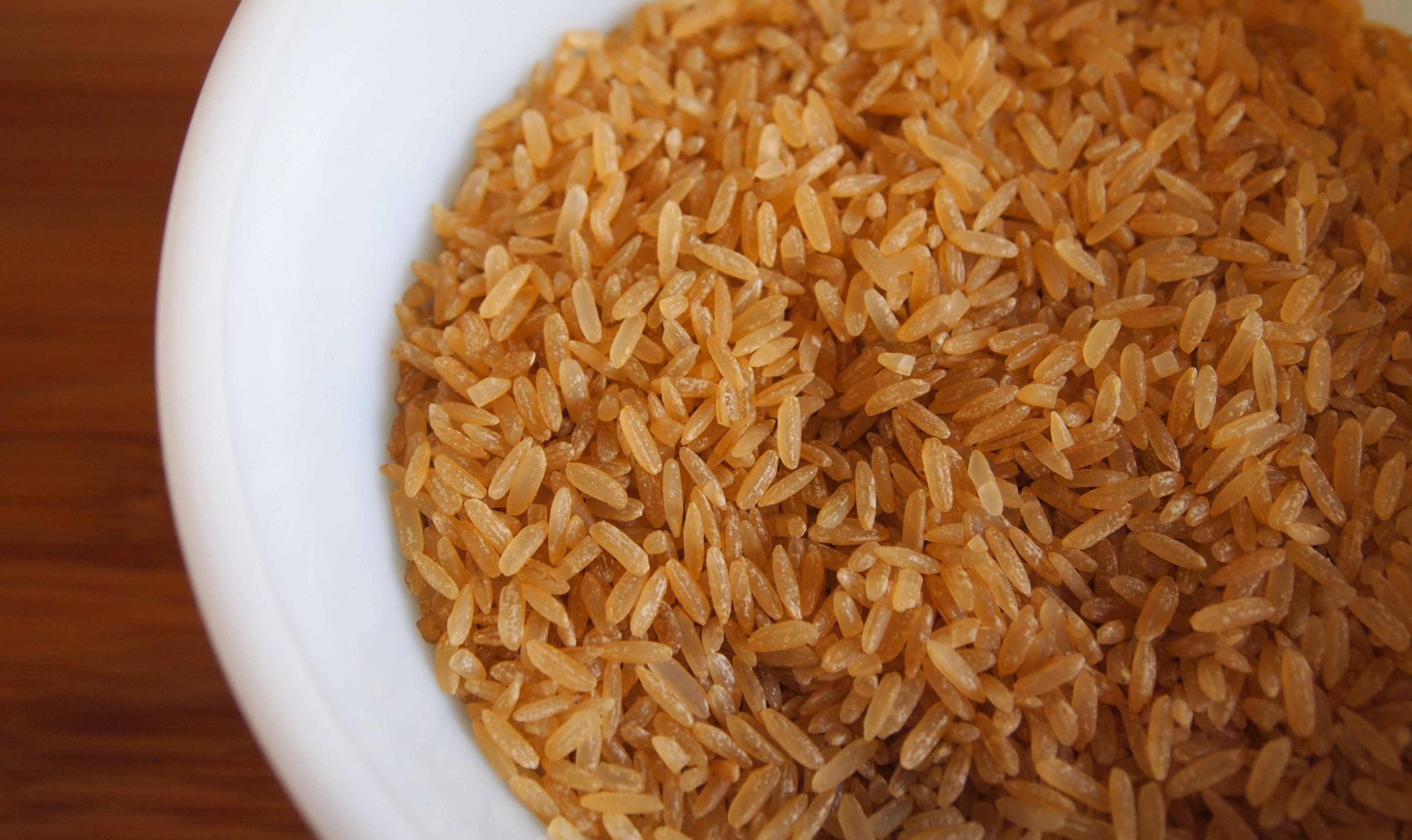 заморожений рис