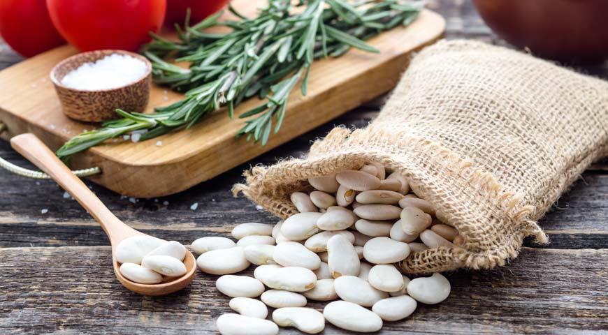 12 продуктів харчування, які містять кальцій_квасоля