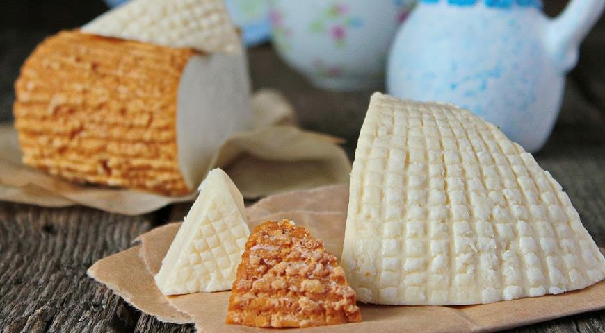 12 продуктів харчування, які містять кальцій_сир