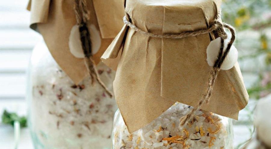 Як приготувати ароматизовану сіль в домашніх умовах