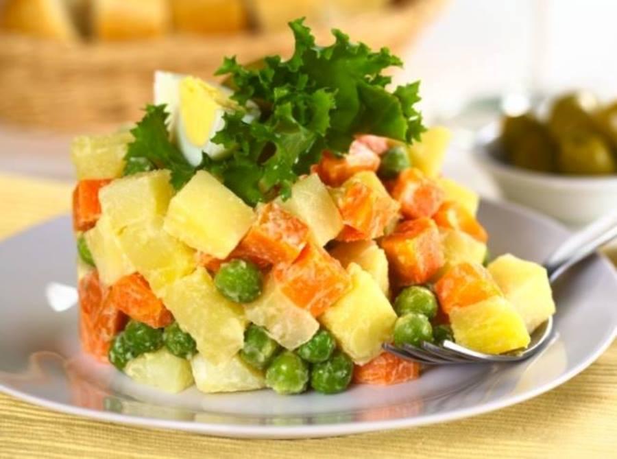 12 нетрадиційних рецептів салату Олів'є