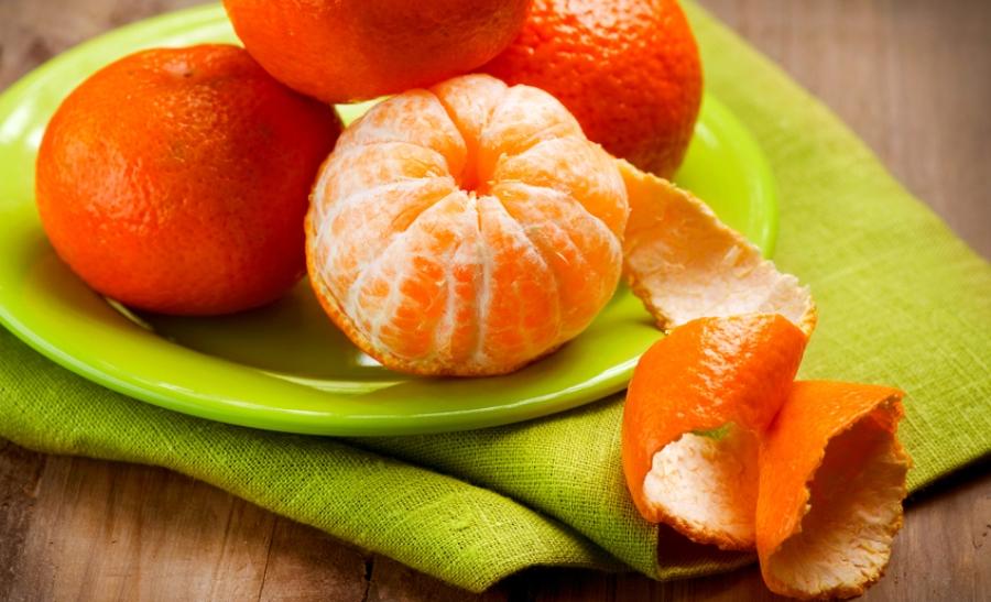 Як обрати смачні й корисні мандарини