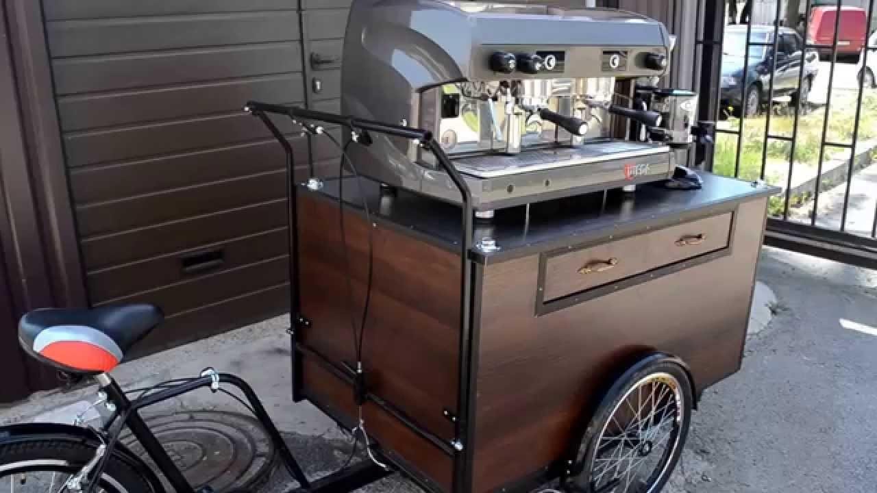 Як відкрити мобільну кав'ярню