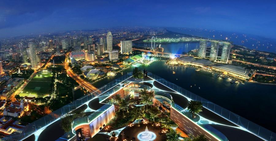 ресторан в сінгапурі