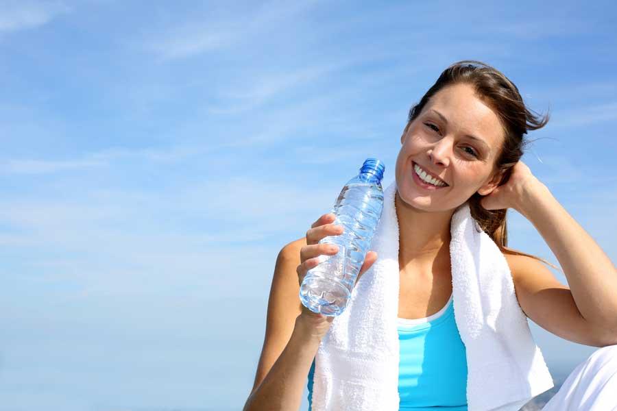 6 тривожних сигналів про те, що ви п'єте мало води4