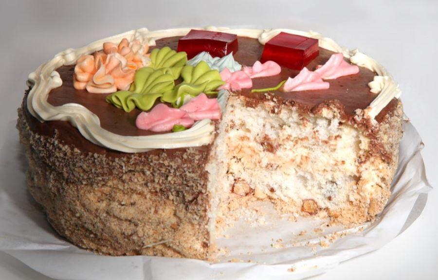 Цікаві факти з історії Київського торта