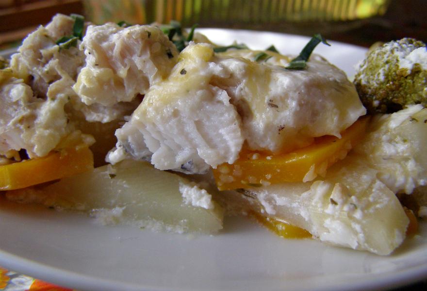 Хек с яйцом рецепты