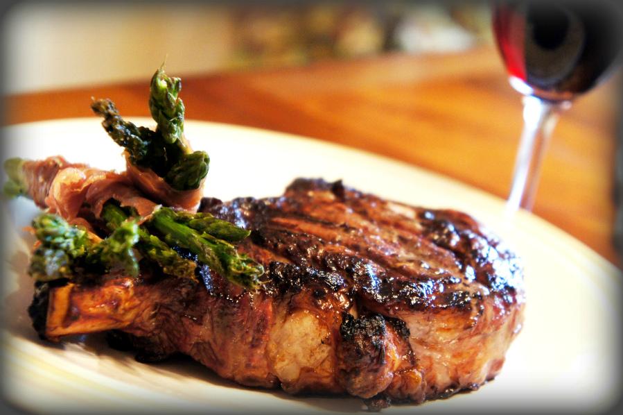 мясоз кісточкою прайм ріб