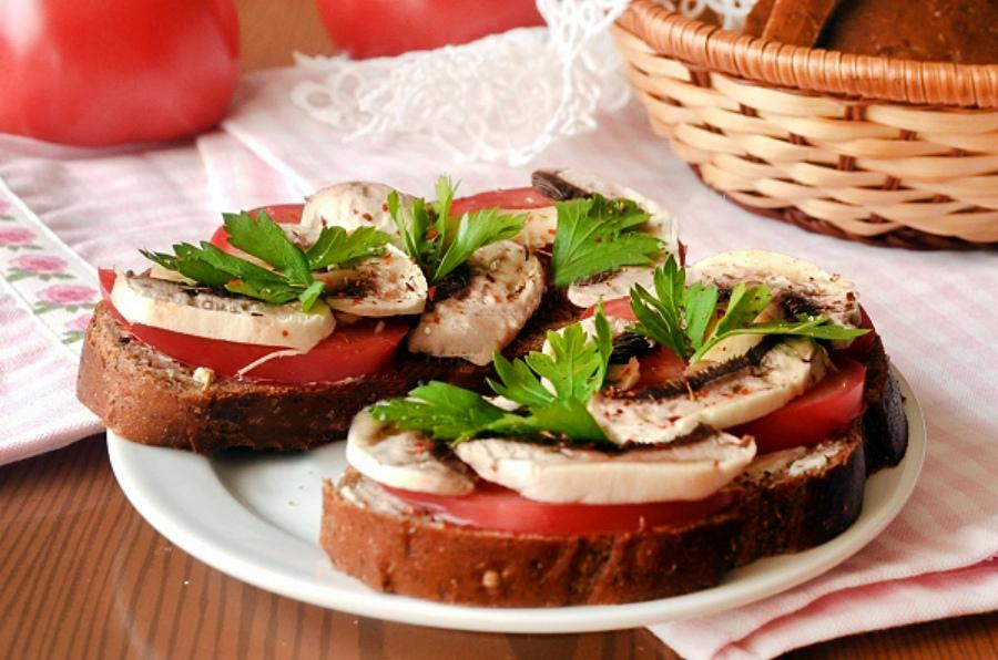 Пісні бутерброди