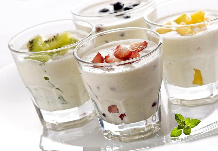 4.-Йогурт