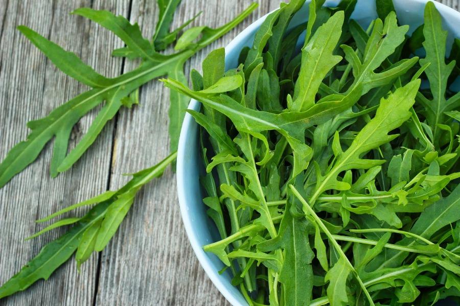 Рукола: смачна і корисна зелень, яка й про фігуру подбає!