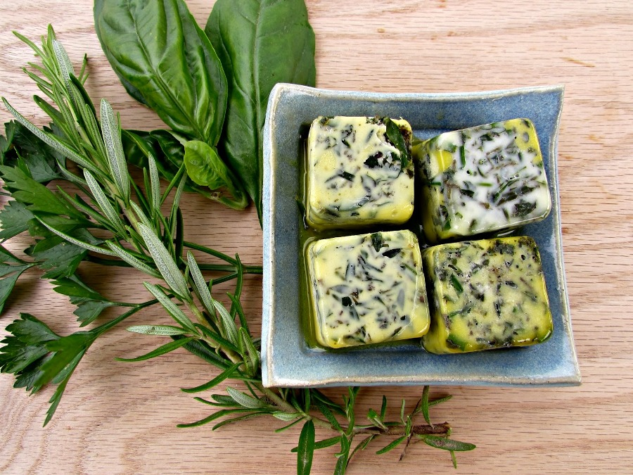 olive-oil-herb-cubes