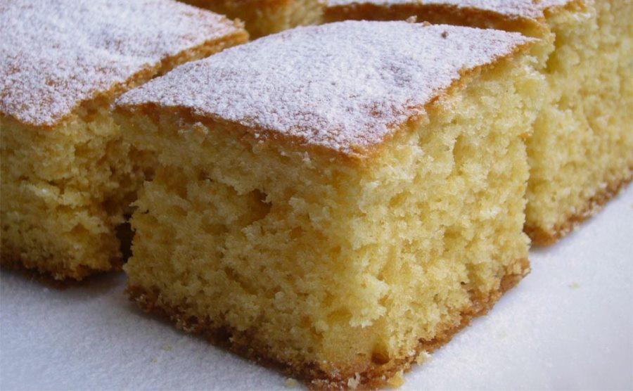 Легкий бисквит в домашних условиях рецепт
