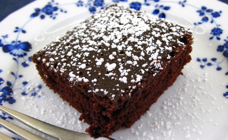 «Божевільний» пиріг