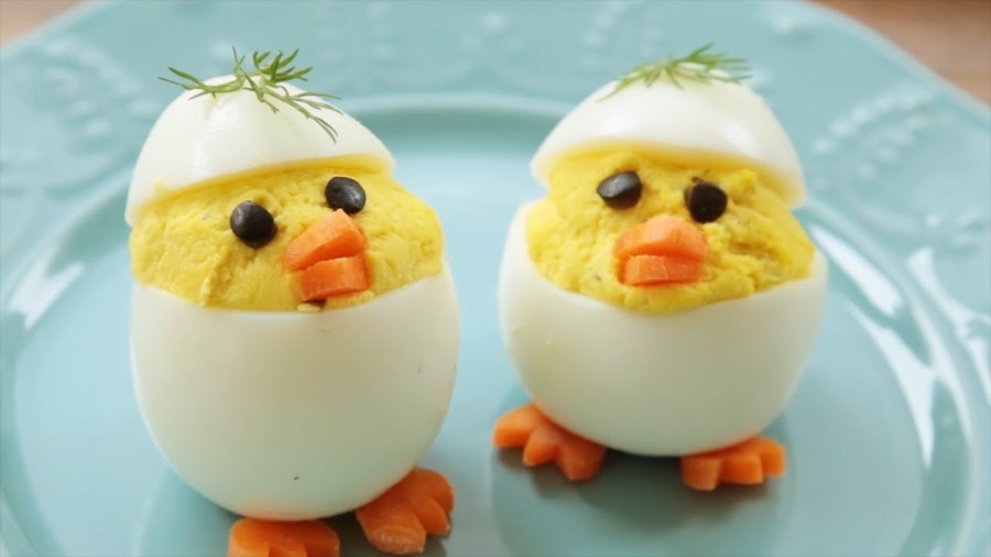 Фаршировані яйця. 9 варіантів начинок