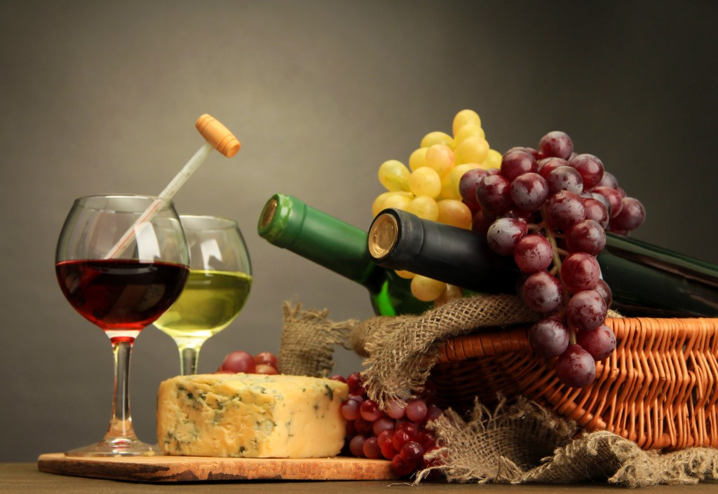 Їжа і вино