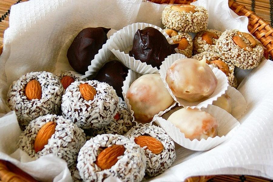 Полезные домашние сладости