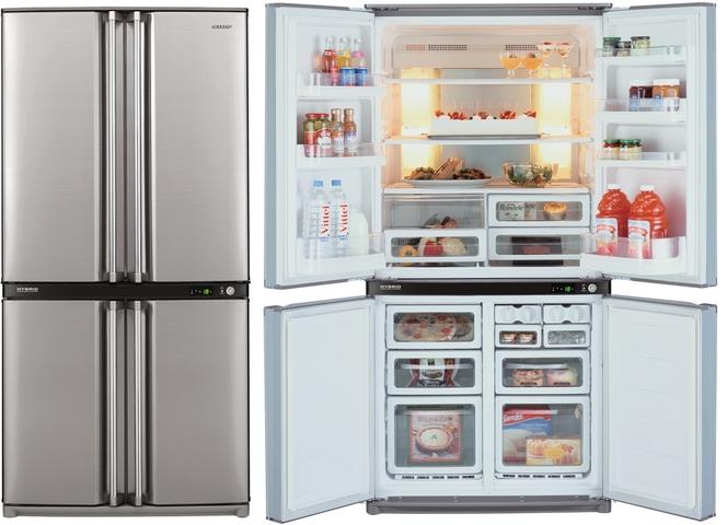 Холодильники Sharp - японська витонченість та надсучасні можливості