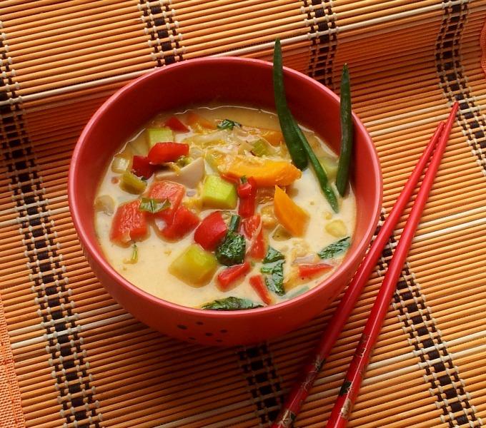 гострий ововчевий суп