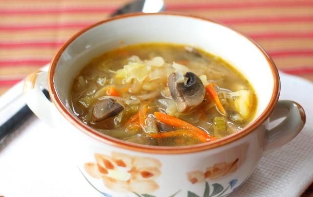 пісні рецепти супів розсольник