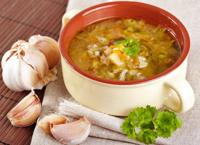 рецепти пісних супів розсольник