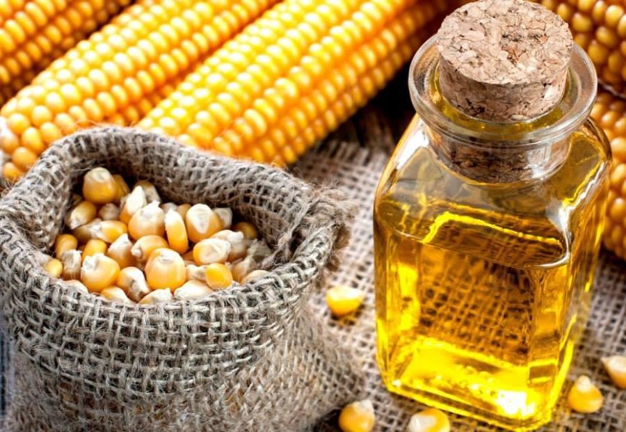 8 рослинних олій, які варто ввести у свій раціон. Кукурудзяна