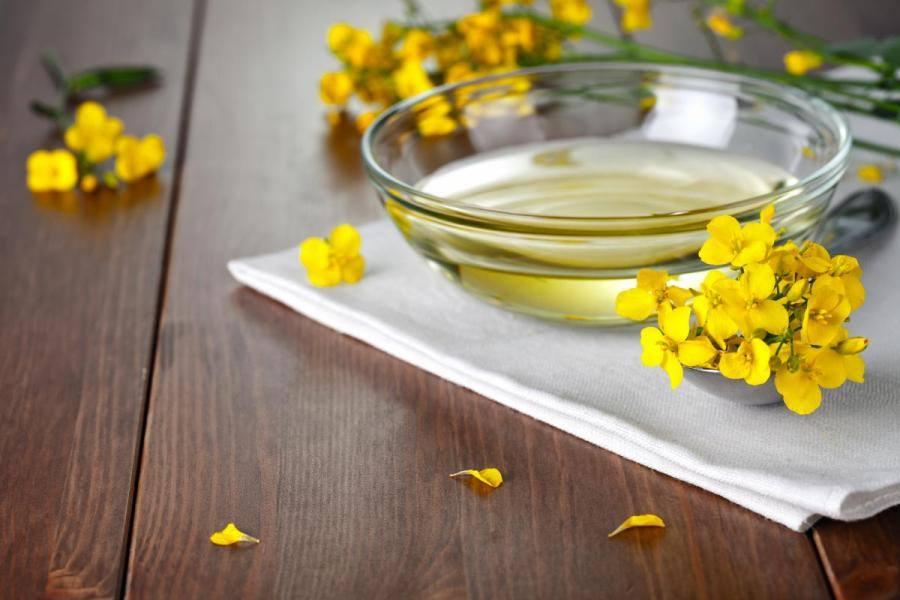8 рослинних олій, які варто ввести у свій раціон. Рапсова